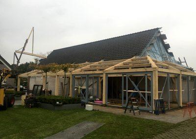 Puur-Eiken_Eiken-uitbouw-bestaand-schuur-2
