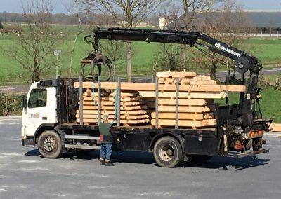 levering-houtpakket