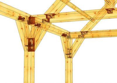 3D-draadmodel-Project-Blaricum